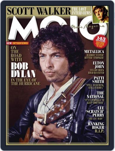 MOJO (Digital) June 1st, 2019 Issue Cover