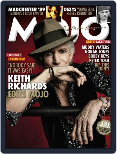 MOJO (Digital) April 1st, 2019 Issue Cover