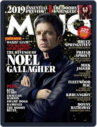 MOJO (Digital) February 1st, 2019 Issue Cover