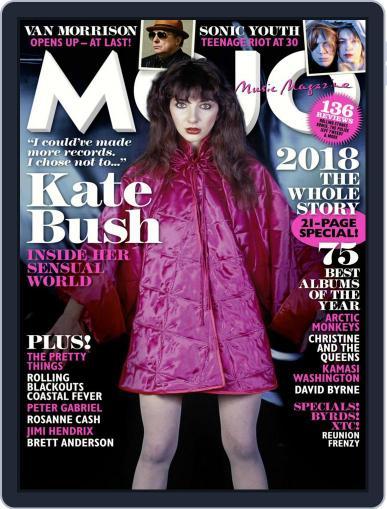 MOJO (Digital) January 1st, 2019 Issue Cover