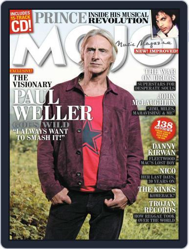 MOJO September 1st, 2018 Digital Back Issue Cover