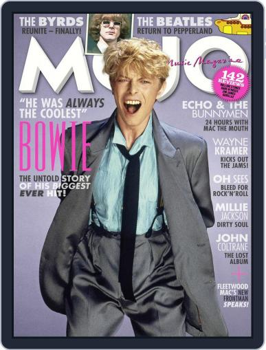MOJO August 1st, 2018 Digital Back Issue Cover