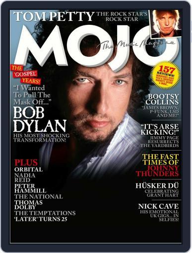 MOJO (Digital) December 1st, 2017 Issue Cover