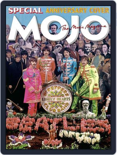 MOJO (Digital) June 1st, 2017 Issue Cover