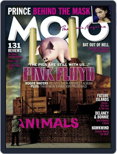MOJO (Digital) May 1st, 2017 Issue Cover
