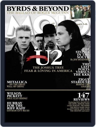 MOJO (Digital) April 1st, 2017 Issue Cover