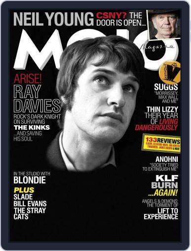 MOJO (Digital) March 1st, 2017 Issue Cover
