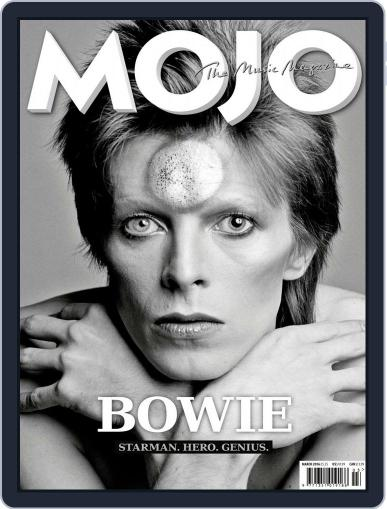 MOJO (Digital) March 1st, 2016 Issue Cover