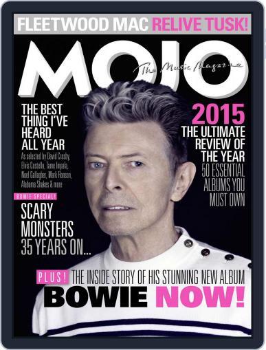 MOJO (Digital) January 1st, 2016 Issue Cover