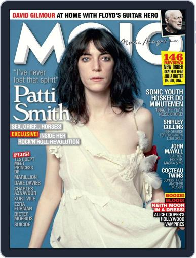MOJO (Digital) October 1st, 2015 Issue Cover