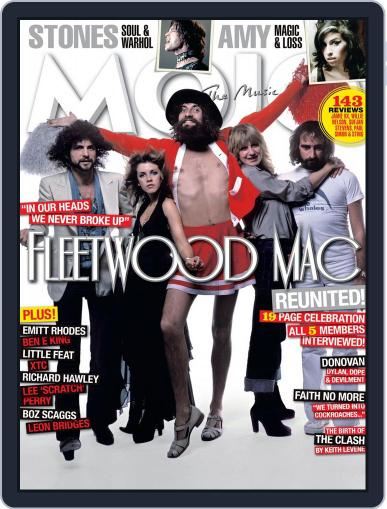 MOJO (Digital) July 1st, 2015 Issue Cover