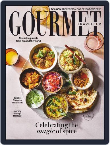 Gourmet Traveller (Digital) June 1st, 2020 Issue Cover