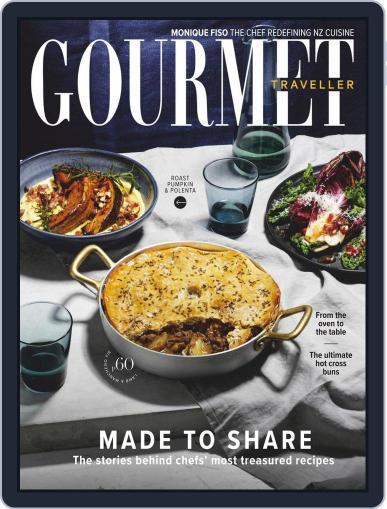 Gourmet Traveller (Digital) April 1st, 2020 Issue Cover