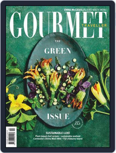 Gourmet Traveller (Digital) February 1st, 2020 Issue Cover