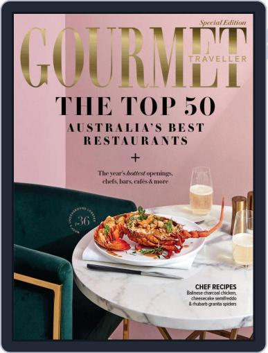 Gourmet Traveller (Digital) September 1st, 2019 Issue Cover