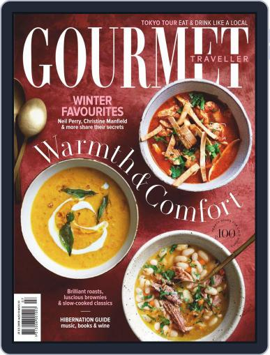 Gourmet Traveller (Digital) July 1st, 2019 Issue Cover
