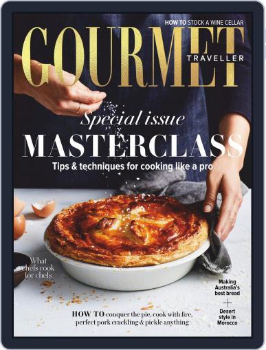 Gourmet Traveller (Digital) June 1st, 2019 Issue Cover