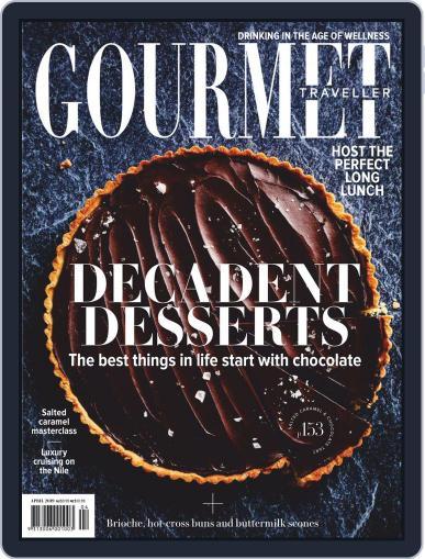 Gourmet Traveller (Digital) April 1st, 2019 Issue Cover