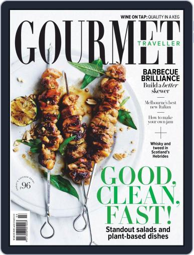Gourmet Traveller (Digital) March 1st, 2019 Issue Cover