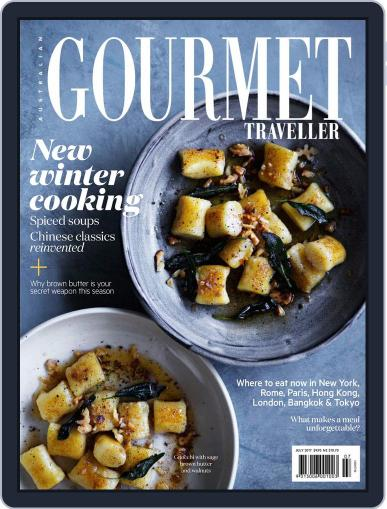 Gourmet Traveller (Digital) July 1st, 2017 Issue Cover