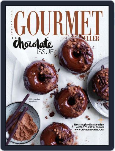 Gourmet Traveller (Digital) April 1st, 2017 Issue Cover