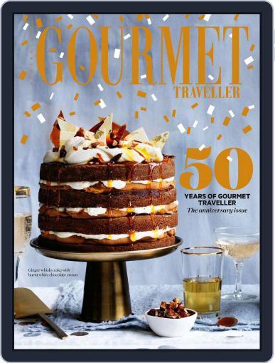 Gourmet Traveller (Digital) November 1st, 2016 Issue Cover