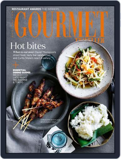 Gourmet Traveller (Digital) August 31st, 2016 Issue Cover