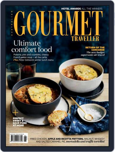 Gourmet Traveller (Digital) May 25th, 2016 Issue Cover