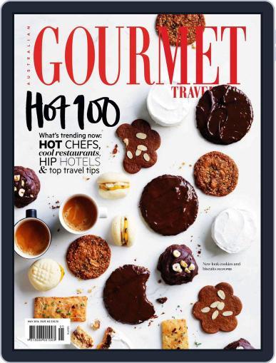 Gourmet Traveller April 17th, 2016 Digital Back Issue Cover