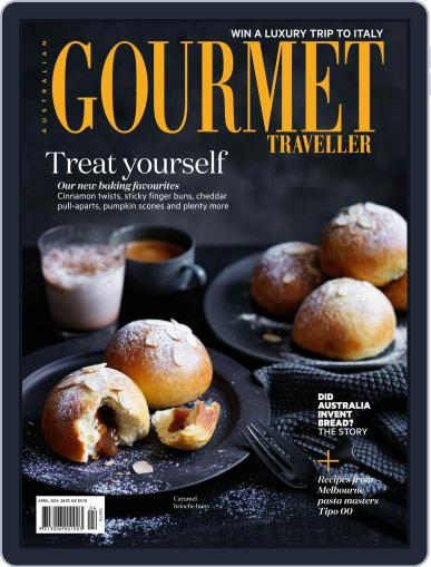 Gourmet Traveller (Digital) March 20th, 2016 Issue Cover