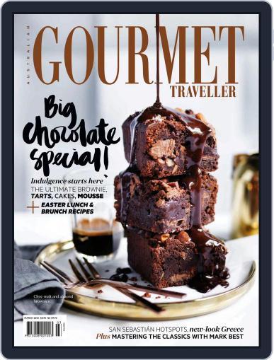 Gourmet Traveller (Digital) February 21st, 2016 Issue Cover