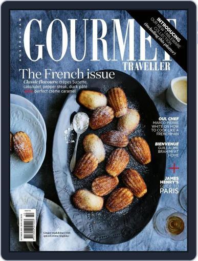 Gourmet Traveller (Digital) September 23rd, 2015 Issue Cover