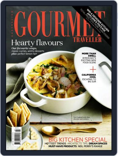 Gourmet Traveller (Digital) July 1st, 2015 Issue Cover