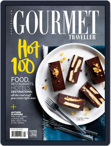 Gourmet Traveller (Digital) April 26th, 2015 Issue Cover