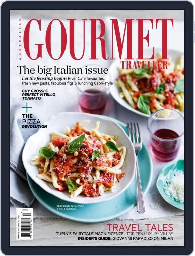 Gourmet Traveller (Digital) February 23rd, 2015 Issue Cover