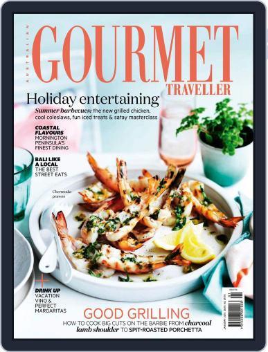 Gourmet Traveller (Digital) December 28th, 2014 Issue Cover