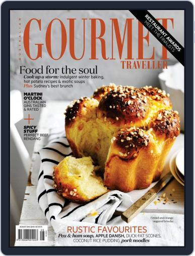 Gourmet Traveller July 20th, 2014 Digital Back Issue Cover