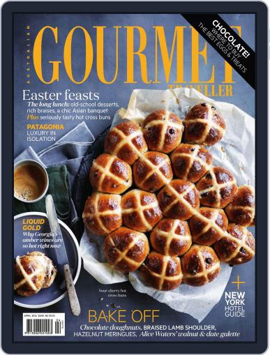 Gourmet Traveller March 23rd, 2014 Digital Back Issue Cover