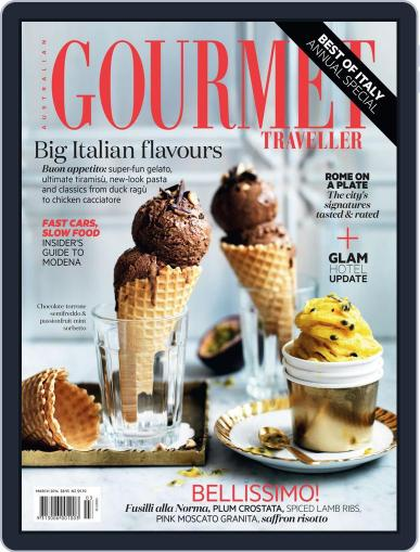 Gourmet Traveller (Digital) March 2nd, 2014 Issue Cover