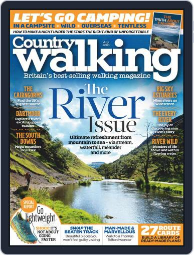 Country Walking July 1st, 2020 Digital Back Issue Cover