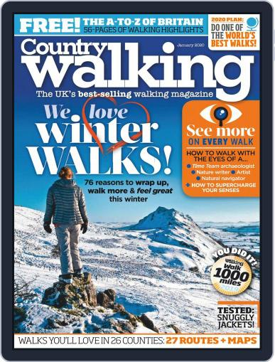 Country Walking (Digital) January 1st, 2020 Issue Cover