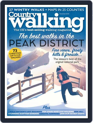 Country Walking (Digital) December 1st, 2019 Issue Cover