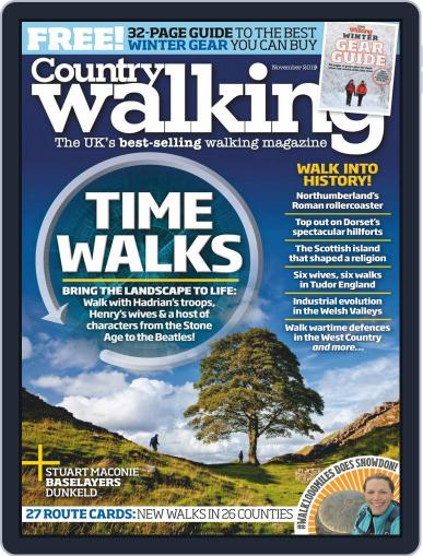 Country Walking (Digital) November 1st, 2019 Issue Cover