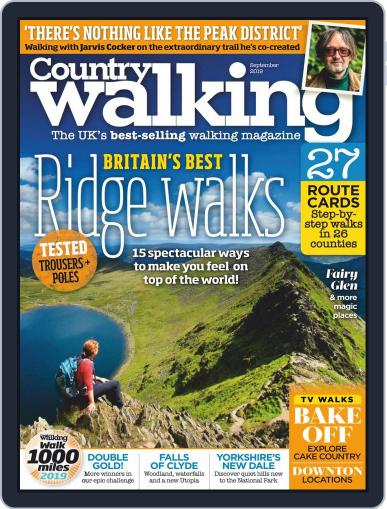 Country Walking (Digital) September 1st, 2019 Issue Cover