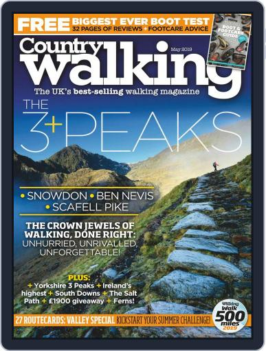 Country Walking (Digital) May 1st, 2019 Issue Cover