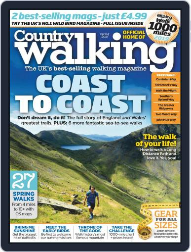 Country Walking (Digital) March 2nd, 2019 Issue Cover