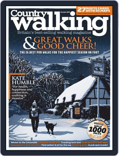 Country Walking (Digital) December 1st, 2018 Issue Cover