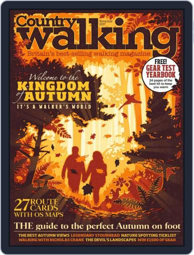 Country Walking (Digital) November 1st, 2017 Issue Cover