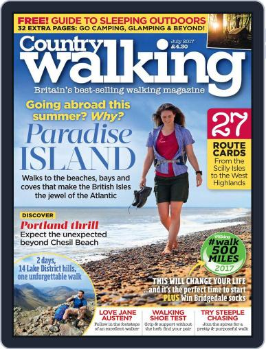 Country Walking (Digital) July 1st, 2017 Issue Cover