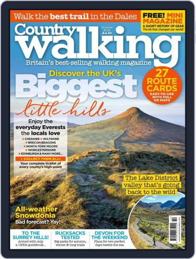 Country Walking October 1st, 2016 Digital Back Issue Cover